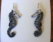 handmade Sea Horse earrings
