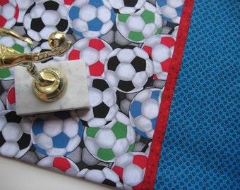 Soccer Goal Standard Pillowcase