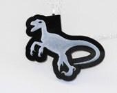 Velociraptor Necklace