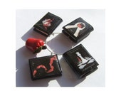 Twilight Book Wine Charm Set   FREE SHIPPING
