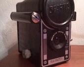 Vintage 1960's Spartus Press Flash Camera