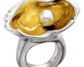 Large Oyster Ring