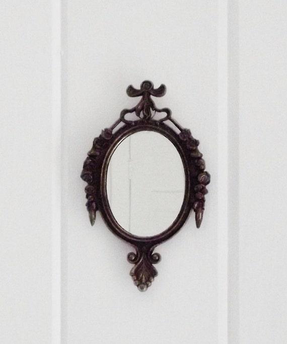 Vintage Italian Florentine Style Mirror
