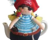 PIRATE Tea Cosy Pdf Email Crochet PATTERN