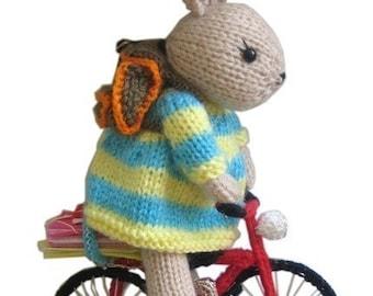 MY BICYCLE pdf Crochet PATTERN