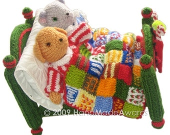 GOOD NIGHT Pdf Email Knit PATTERN