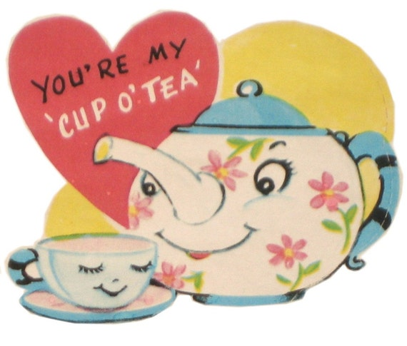 You are My Cup of Tea PDF Email Knit PATTERN