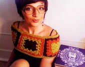 Earthbound Granny Cowl