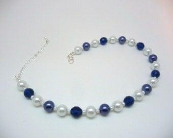 Pearls 'n Blue