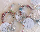 Reserve  for Libby Vine Remaining Bracelets with Postage to Singapore