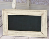 Shabby Chic Chalkboard Sign Rustic Vintage Home Decor (item P10129)