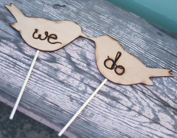 Wedding Cake Topper Love Birds (item E10462)