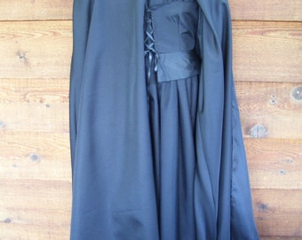 Elphaba the Wicked Witch of the West   childerns sizes  3--4---5-