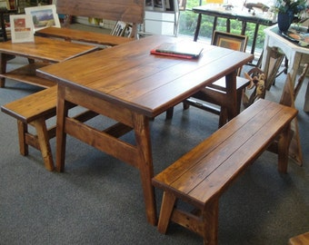 Table or Desk Pine 48 Inch GT Style