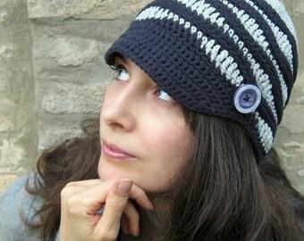 Talia Hat Crochet Pattern