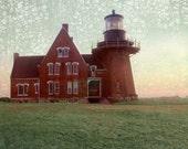 Block Island, Rhode Island, Southeast Lighthouse Fine Art Photo