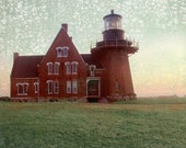 Block Island Southeast Lighthouse Photographic Print FREE SHIPPING