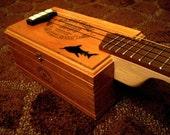 Santa Clara 1830 Acoustic 4 String CBG With Copper Slide