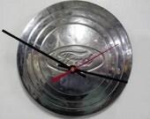 1932 - 1933 Ford Hubcap Wall Clock - Retro Car Hub Cap Clock