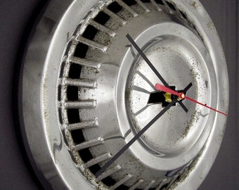1964 - 1965 Chevrolet Chevelle Clock from Chevy Hubcap