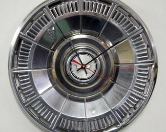 1980 - 1985 Chevrolet Caprice Clock - Chevy Hubcap - 1981 1982 1983 1984