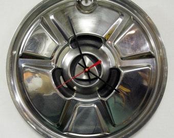 1974 - 1975 Mazda RX-3 Hubcap Clock - Car Wall Clock