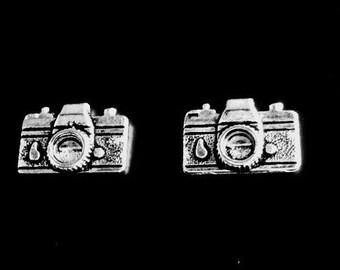 Miss Snappy - Camera Earrings