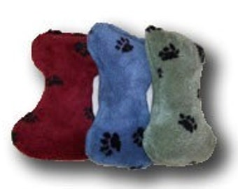 Doodlebug Dud's Dog Toy - Small Bones- three pack