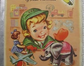 1953 I Decided Miss Frances A Ding Dong School Book Rand McNally