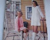 1968 Spinnerin Thank Heaven For Little Girls Crochet Patterns