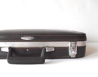 Vintage Featherlite Briefcase Luggage