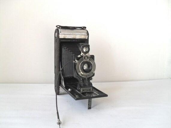 Antique Kodak Camera 2C Autographic Kodak Junior