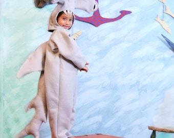 HammerHead Shark Costume