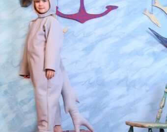 Shark Costume size