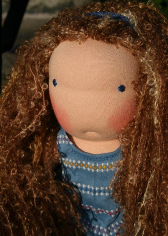 Waldorf Doll 18 Inch Amy