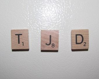 Scrabble Letter magnets