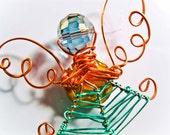 Wire Angel Magnet