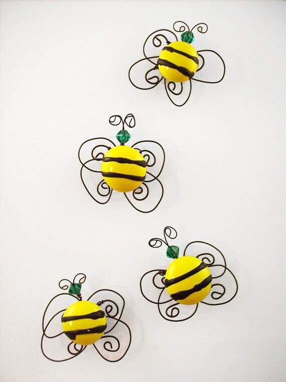 Magnet Set Bubble Bee