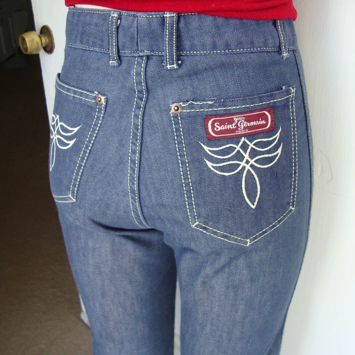 On Reserve For Jeanne Vintage Designer Jeans St. Germain