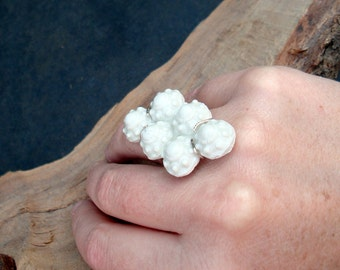 Modern ring with a bit of history Dutch folklore - zeeuws knopje