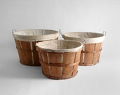 Vintage Orchard Baskets