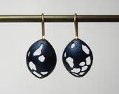 Small Bayberry Pod Earrings