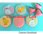 Felt food Clearance Sale ( Spring  gift  set B )
