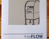 freeFLOW zine ISSUE 11 - GOING POSTAL