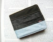 Upcycled Necktie Wallet