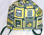 Green Bay Packers Backpack Purse