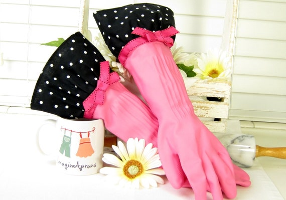 Domestic Diva Cleanup Gloves
