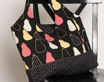 Tote Bag Original - Basket of Pears