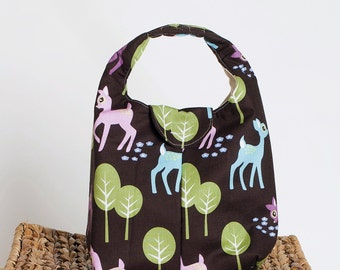 Lunch Bag Insulated Eco Friendly - Pet Deer