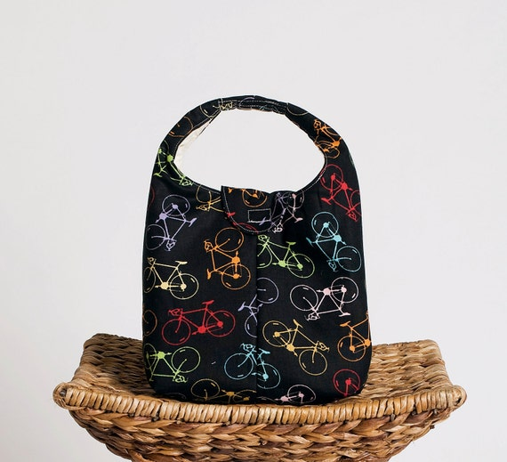 Eco Friendly Insulated Lunch Bag - Ride Your Bicycle